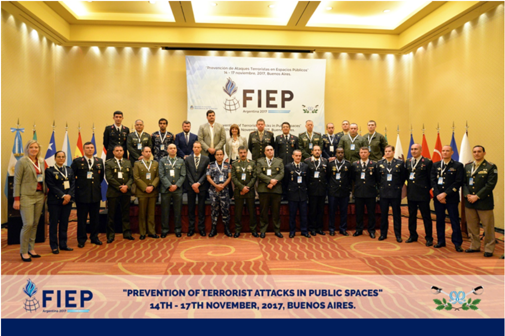 FIEP Human Resources Commission in Buenos Aires, Argentina